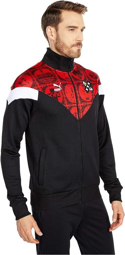 Puma Red/Puma Black