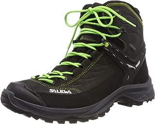 Salewa MS Hike Trainer Mid GTX Black Out/Green