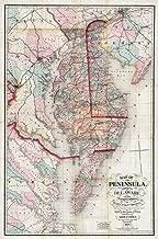 Best delmarva peninsula map Reviews