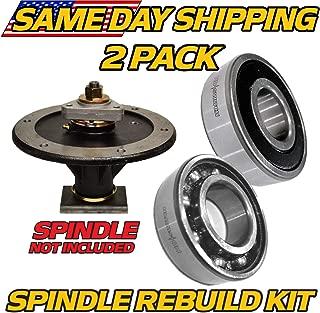 (2 Pack) Toro Z Master Spindle Bearing Z555, Z557, Z558, Z560, Z580, Z580-D, Z587L - HD Switch