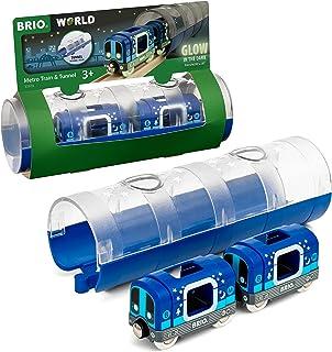 BRIO Train - Metro Train & Tunnel 3 Pieces