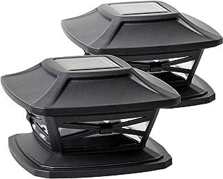 Davinci Flexfit Solar Post Cap Lights – Outdoor Lighting for 4×4 5×5 and..