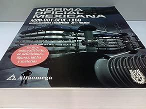 Nom 001 Sede 2012: Instalaciones Electricas Utilizacion