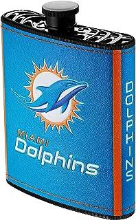 NFL Plastic Hip Flask, 7-ounce