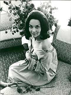 Vintage photo of LUDMILLA TCHERINA