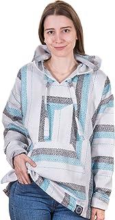 Orizaba Original Baja Hoodie   34 UNIQUE DESIGNS   Drug Rug   Hippie Surf Poncho