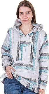 Baja Hoodie   34 UNIQUE DESIGNS   Drug Rug   Hippie Surf Poncho