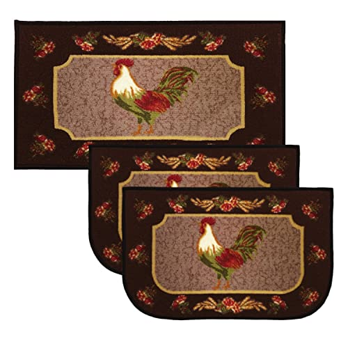 Rooster Area Rug: Amazon.com