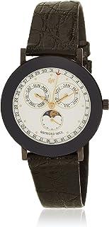 Raymond Weil - Reloj Análogo clásico para Mujer de Cuarzo con Correa en Acero Inoxidable 0991 Parsifal