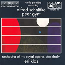 Peer Gynt: I. Overture