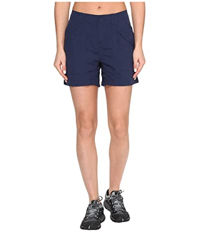 Royal Robbins Backcountry Short (Deep Blue) Women