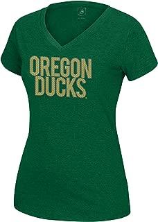 NCAA Women's Sequin Logo Favorite Tee