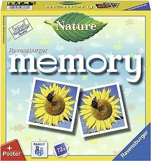 Ravensburger 266333 Natur Memory Spel
