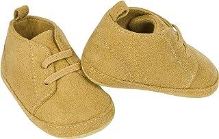 Gerber Unisex-Child Baby High Top Crib Shoes Newborn Infant Neutral Boys Girls
