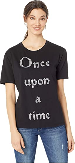 Knit Once Upon A Time Graphic Tee