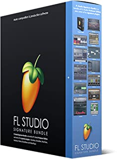 Fl Studio 20 Signature Edition Academic Student/Teacher Boxed