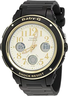 Casio Baby G Women BGA151EF-1B Year-Round Analog-Digital Automatic Black Watch
