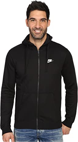 zip up hoodies nike