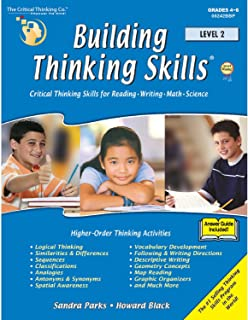 The Critical Thinking Building Thinking Skills Level 2 School Workbook