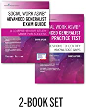 Social Work ASWB Advanced Generalist Exam Guide and Practice Test, Second Edition Set – A Comprehensive Study Guide and AS...