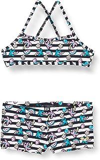 ARENA G Tropical Summer Top Jr Bikini per Bambina Bambina