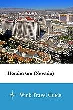 Henderson (Nevada) - Wink Travel Guide (English Edition)