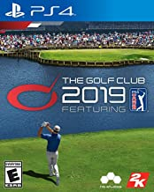 The Golf Club 2019 Featuring PGA Tour - PlayStation 4