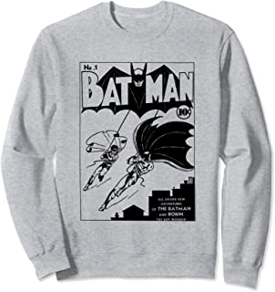 Batman No 1 Mono Sweatshirt