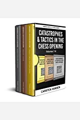Catastrophes & Tactics in the Chess Opening - Boxset 3: Volumes 7-9: Minor Semi-Open Games, 1.e4 e5, Caro-Kann & French Defenses (Winning Quickly at Chess Box Sets) (English Edition) eBook Kindle