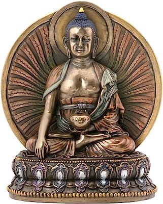 StealStreet Small Sakayamuni Collectible Buddha Figurine