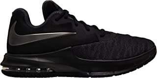 Air Max Infuriate Iii Low Mens Sneakers AJ5898-007, Black/MTLC Dark Grey-Anthracite, Size US 11