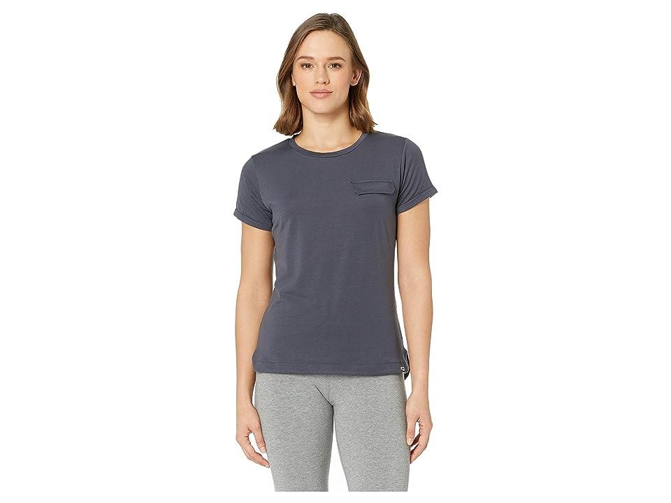 Helly Hansen Lomma T-Shirt (Graphite Blue) Women