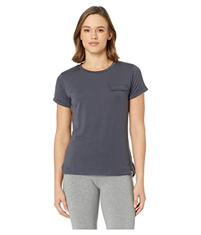 Helly Hansen Lomma T-Shirt (Graphite Blue) Women