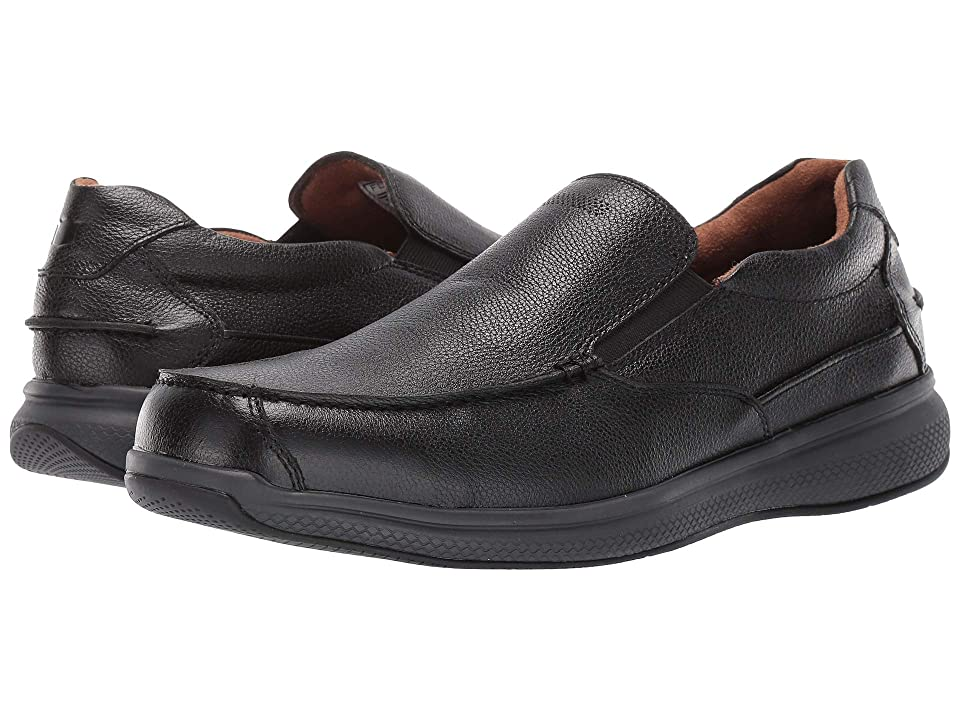 Florsheim Work Bayside Steel Toe Slip-On (Black) Men