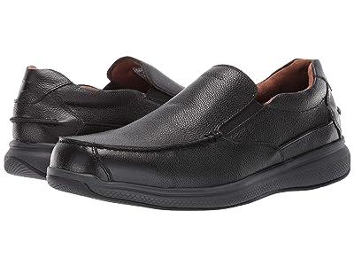 Florsheim Work Bayside Steel Toe Slip-On (Black) Men