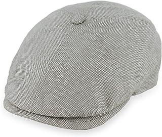 Belfry Made in Italy Flat Cap Mens Summer Ivy Newsboy 5 Styles