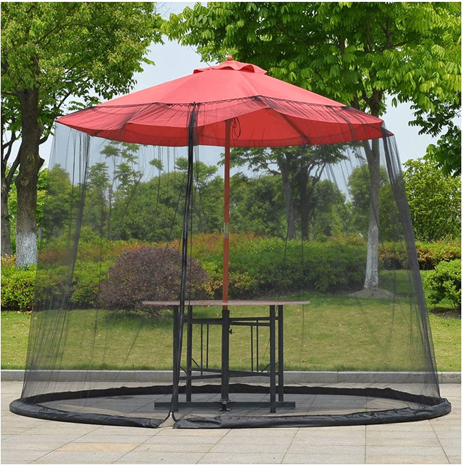Umbrella Mosquito Challenge the lowest price of Japan Net for Umbrellas Canopy Outdoor famous