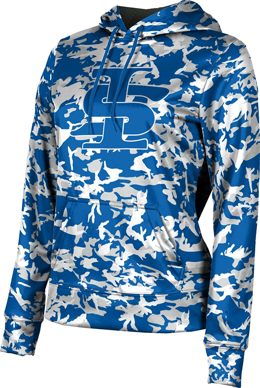 ProSphere Indiana State University Girls' Pullover Hoodie, School Spirit Sweatshirt (Camo)
