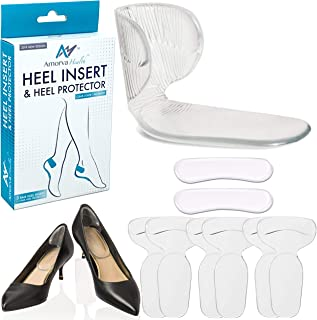 Best heel pads to make shoes smaller Reviews