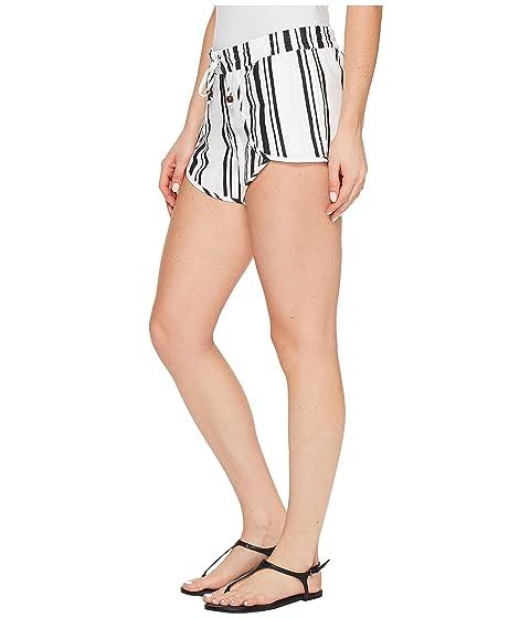 Plush Shorts Soleil Striped Tulip Linen wHfwq6Cv