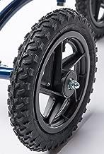 KneeRover 12 inch Replacement Pneumatic Wheel for All Terrain KneeRover Knee Walker