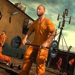 Prison escape Rules Of Survival Mission: Vegas City Gangster Criminal Jail Breakout Hardtime Adventure Simulator Games