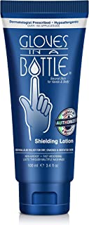 Gloves In A Bottle Shielding Lotion 3.4oz/100ml Tube, Second Skin for Hands and Body