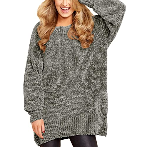f26997c9a90 Oversized Plus Size Sweaters: Amazon.com