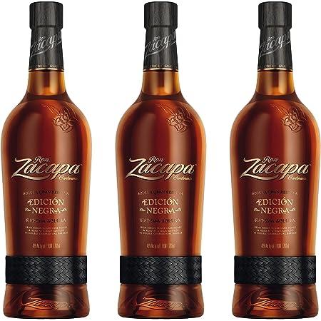 Ron Zacapa Edicion Negra Solera Gran Reserva Especial Rum ...