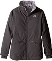 The North Face Kids - Girls' Mossbud Softshell Jacket (Little Kids/Big Kids)