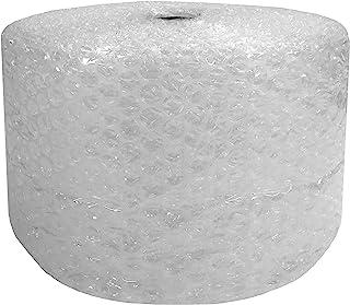 "Amazon Basics Perforated Bubble Cushioning Wrap - Medium 5/16"", 12-Inch x 100-Foot Long Roll"