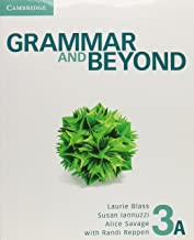 Grammar and Beyond Level 3 Student's Book A, Workbook A, and Writing Skills Interactive Pack