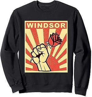 Windsor Ontario Shirt | Windsor Rose City Sweatshirt
