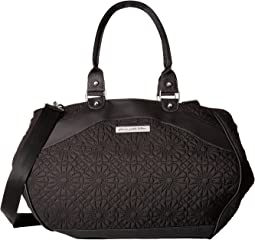 petunia pickle bottom Embossed Wistful Weekender